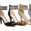 Anne Michelle Jenna Evening Sandals