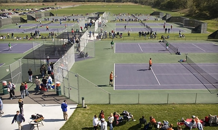 Nebraska Tennis Academy - Lincoln: Four Private Tennis Lessons for One or Two at Nebraska Tennis Academy
