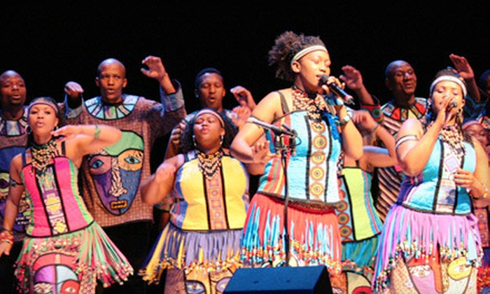 Caravan World Rhythms - Downtown Vancouver: $33 to See the Soweto Gospel Choir at Queen Elizabeth Theatre on April 7 at 8 p.m. (Up to $59.50 Value)