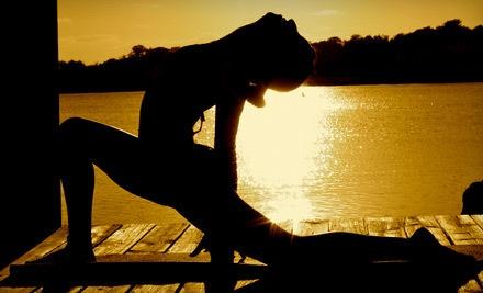 10 Yoga Classes (a $120 value) - Brazilian Roots Cultural Center in Wallingford