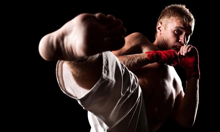 Modern Bujutsu Center - Hammonton: One or Two Months of Classes for One, or One Month of Classes for Two at Modern Bujutsu Center (49% Off)