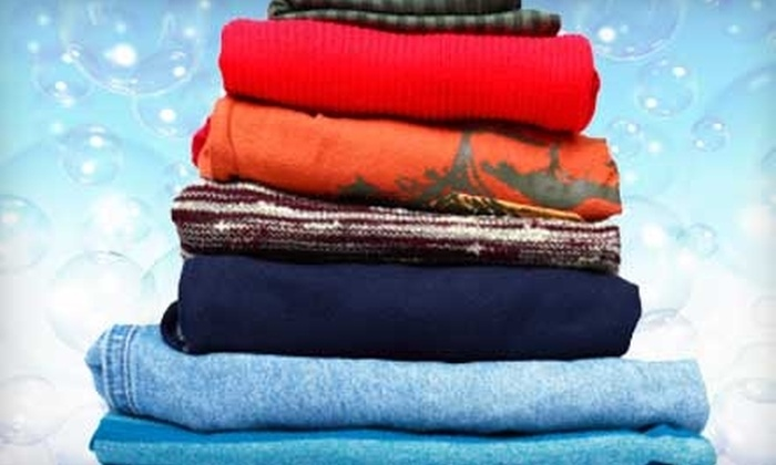 Blue Angel Laundry - Southwest Pensacola: $10 for $20 Worth of Wash and Fold Services at Blue Angel Laundry