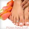 Half Off Mani-Pedi at Posh Nails