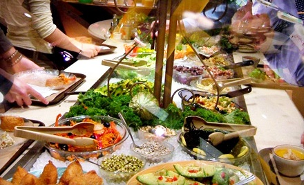 Buffet Dinner and Drinks for 2 (up to a $35 value) - Commensal in Toronto