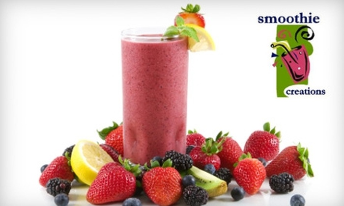 Smoothie Creations - Parma: $5 for Two 20-Ounce Smoothies at Smoothie Creations
