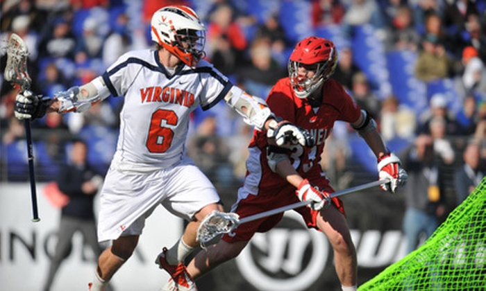 Konica Minolta Face-Off Classic - Southern Baltimore: One Ticket to Konica Minolta Face-Off Classic at M&T Bank Stadium on March 10 at 11 a.m. (Up to $43.90 Value)