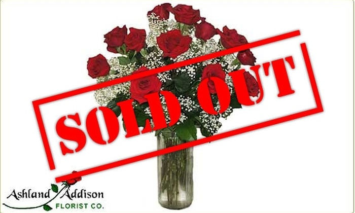 Ashland Addison Florist - Chicago: 49% Off Mother's Day Rose Delivery