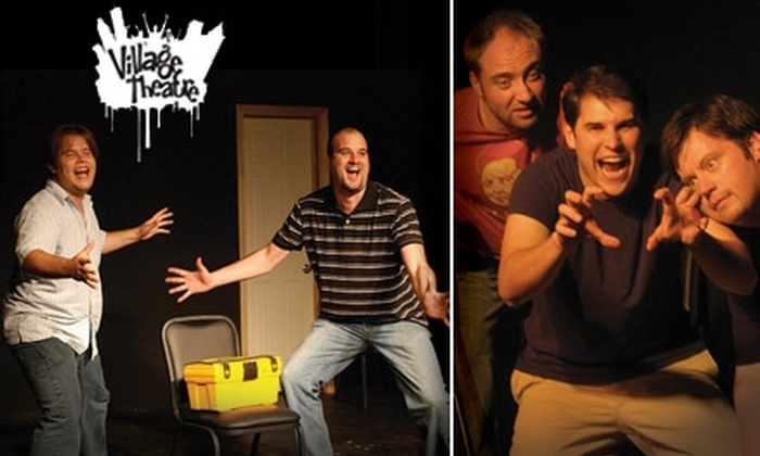 Village Theatre - Sweet Auburn: $8 for Two Tickets to an Improv Comedy Show at Village Theatre