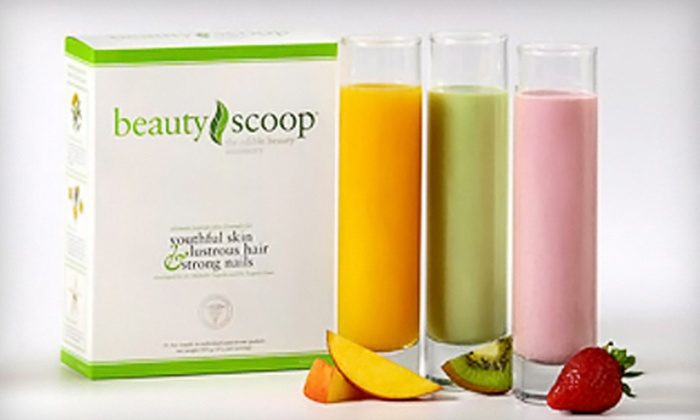 Opus Skincare: $42 for a 21-Day Supply of BeautyScoop from Opus Skincare ($95 Value)