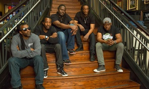 The Original Wailers: The Original Wailers at Ocean Deck or Millikens Reef on Thursday,March 26 or Friday, March27 (Up to 48% Off)