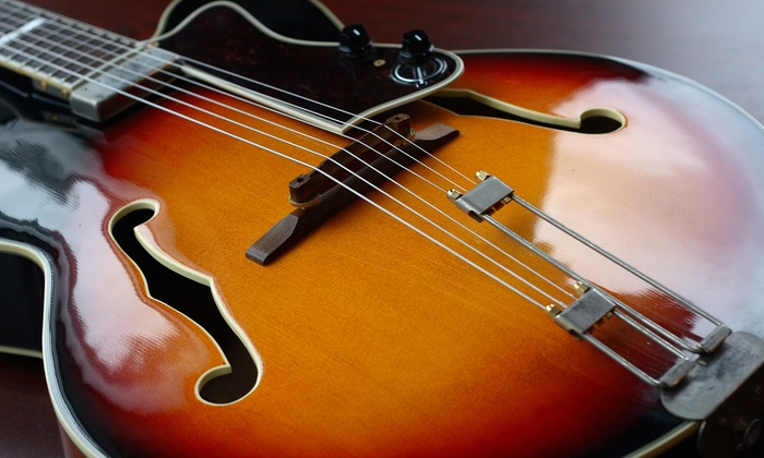 Brinza - North Austin Civic Association: $19 for $35 Worth of Music Lessons — Brinza School of Arts and Rehearsal Spaces