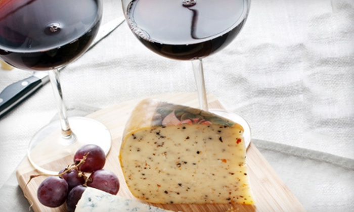 Giorgio's Brick Oven and Wine Bar - Upper East Side: $39 for Wine-Tasting Class for Two at Giorgio's Brick Oven and Wine Bar (Up to $108 Value)