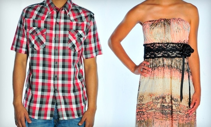 Red Swagger - Arlington Highlands: $40 for $80 Worth of Clothing and Accessories at Red Swagger