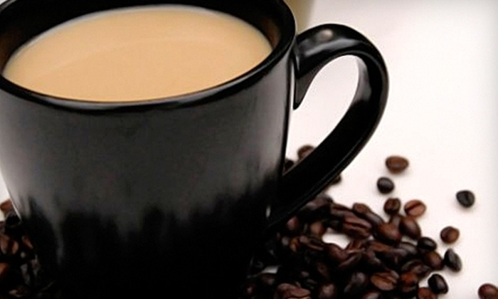 Corner Perk - Bluffton: 5 for $10 Worth of Café Beverages and Bites at the Corner Perk in Bluffton, SC