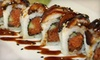 SushiPop - Spring Branch West: $7 for $14 Worth of Sushi and More at Sushipop