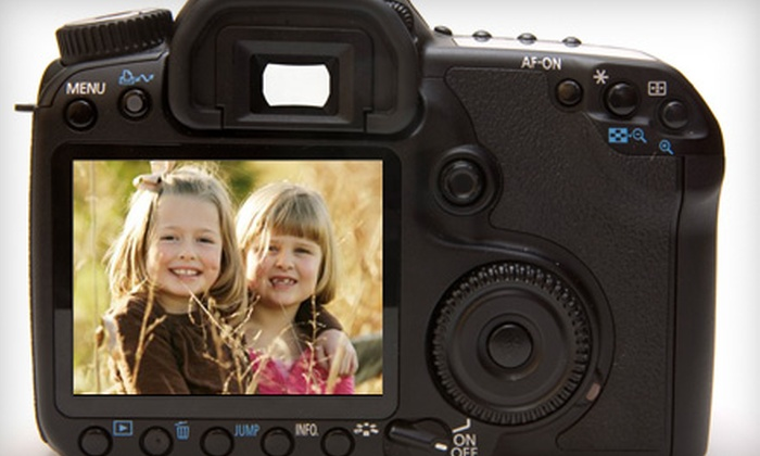 Silver Hill Images - Franklin: $89 for a Photography Workshop at Silver Hill Images in Franklin ($190 Value)