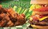 Beef 'O' Brady's - Ocala: $7 for $15 Worth of Pub Grub and Drinks at Beef 'O' Brady's