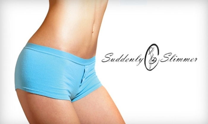 Suddenly Slimmer - Multiple Locations: $69 for Your Choice of Four Mineral Body Wraps at Suddenly Slimmer Atlanta ($150 Value)