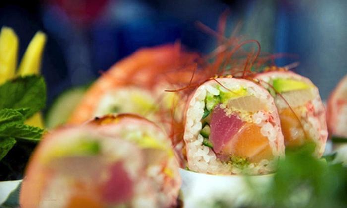 Aji Japanese Restaurant - Minnetonka - Hopkins: $35 for a Sushi Dinner for Two at Aji Japanese Restaurant in Hopkins (Up to $77.50 Value)