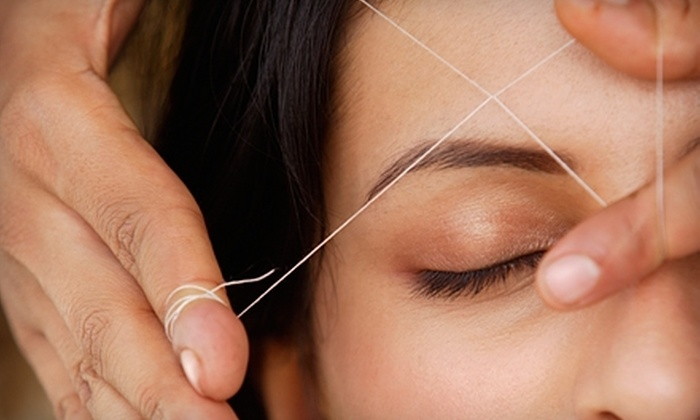 Eyebrowthreading4u - Brookfield: $25 for Five Upper-Lip Threadings ($50 Value) or $30 for Five Eyebrow Threadings ($60 Value) at Eyebrowthreading4u in Brookfield