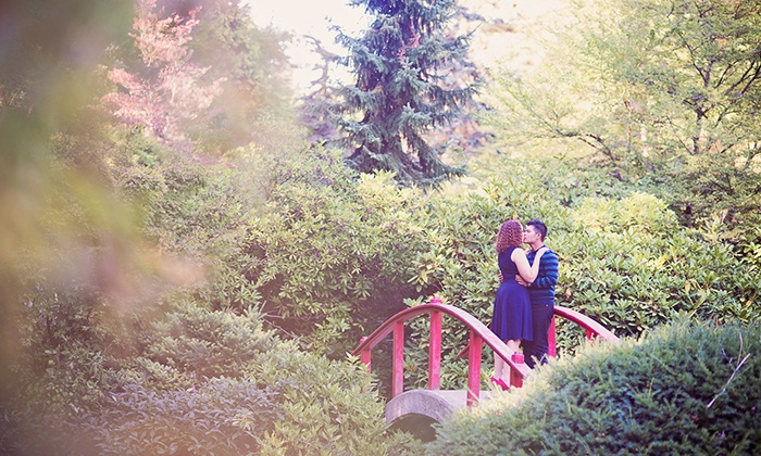 Kelsey Lane Photography - Seattle: 45- or 60-Minute On-Location Engagement Photo Shoots from Kelsey Lane Photography (Up to 87% Off)