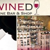 59% Off at Unwined Wine Bar