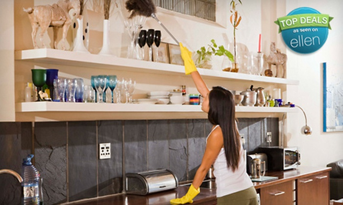Casella Cleaning Services - Multiple Locations: One or Three Two-Hour Sessions of Home Cleaning from Casella Cleaning Services (Up to 56% Off)