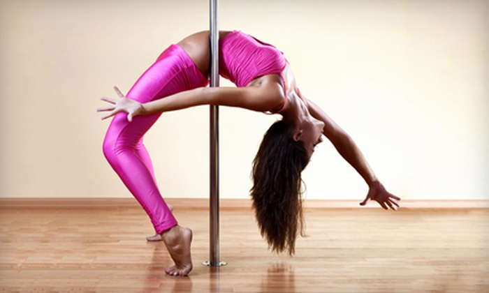 Pole Control Studios - Downtown: $29 for Five Pole-Dancing Classes at Pole Control Studios ($129.95 Value)