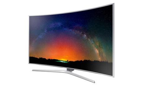 Samsung Smart TV LED Ultra HD 4K 3D Curvo da 48 pollici