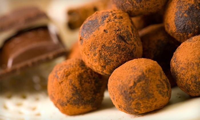 Chocolate Tales - Seaton Village: $38 for a Seasonal Chocolate-Making Workshop at Chocolate Tales ($82 Value)