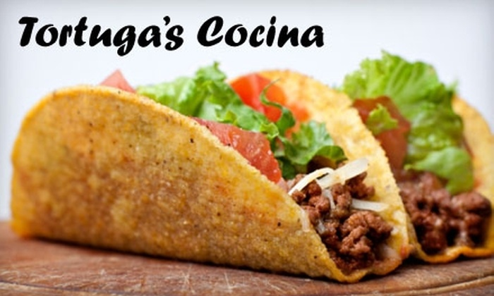 Tortuga's Cocina - Lambertville: $10 for $20 Worth of Mexican Fare and Drinks at Tortuga's Cocina