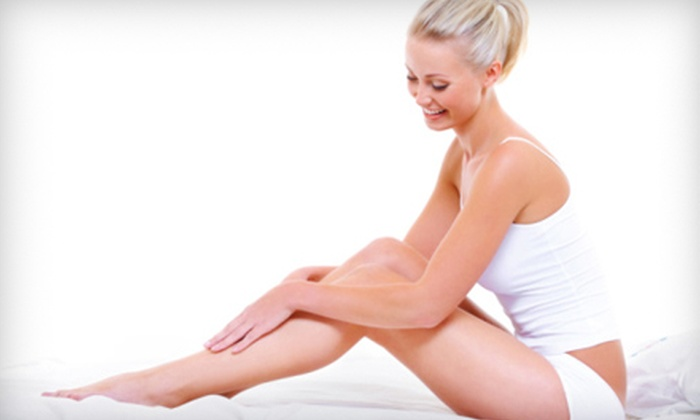 Bella MedSpa - Northwood Village: Six Laser Hair Removal Treatments at Bella MedSpa. Three Options Available.