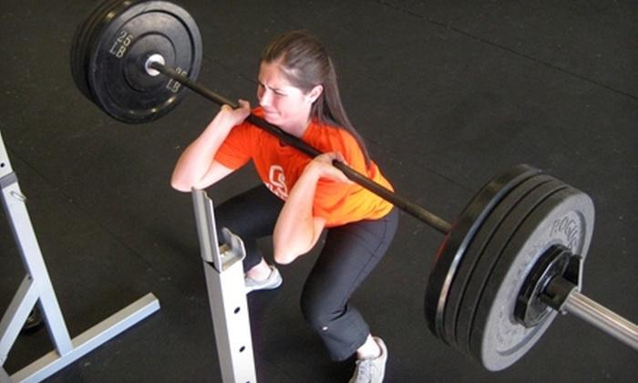 CrossFit Clackamas - Rock Creek: $75 for On-Ramp Program at CrossFit Clackamas ($150 Value)