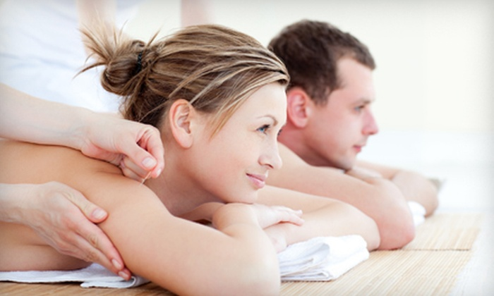 Chi Spa - Cal Young: $65 for a Chinese Reflexology Couple's Massage and Rose Petal Foot Soak at Chi Spa ($155 Value)