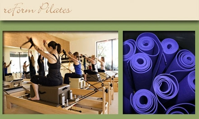Reform Pilates - West Austin: $125 for Three Private Sessions at Reform Pilates ($210 Value)