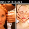 Half Off at Personal Touch Salon & Spa