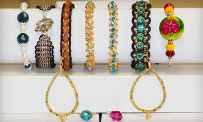 Bead Your Addiction - Camarillo: $10 for a Jewelry-Making Class at Bead Your Addiction (Up to $25 Value)