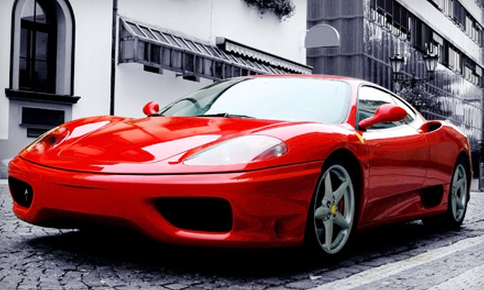 Palm Springs Airport Car Wash - Palm Springs: $10 for a Gold Car Wash at Palm Springs Airport Car Wash (Up to $19.99 Value)