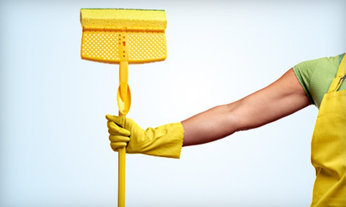 Bee Green Cleaning - Multiple Locations: One or Three Three-Hour Professional Housecleanings from Bee Green Cleaning (Up to 65% Off)
