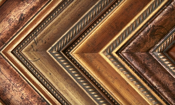 The Frame Factory - Multiple Locations: $45 for $100 Worth of Framing Services at The Frame Factory