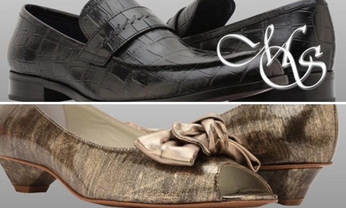 Monticello Shoes - Hampton Roads: $60 for $120 Worth of Footwear at Monticello Shoes