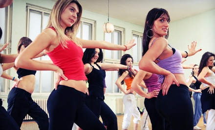 10 Zumba or Yoga/Pilates Classes (a $70 value) - The Dance Academy  in Westland