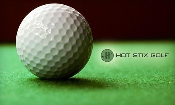 Hot Stix Golf - North Scottsdale: $99 for $200 Worth of Golf Club-Fitting Services at Hot Stix Golf