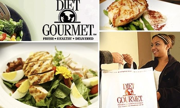 Diet Gourmet  - Farmers Branch: $35 for $60 Worth of Pre-Made Meals from Diet Gourmet