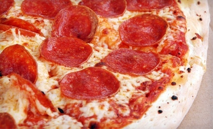 $20 Groupon to Broadway Pizza and Eagle's Nest Lounge - Broadway Pizza and Eagle's Nest Lounge in Robbinsdale