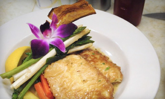 Caldwell Seafood Market & Cafe - Caldwell: $10 for $20 Worth of Fresh Raw Seafood and $10 Toward Prepared Cafe Fare at Caldwell Seafood Market & Cafe