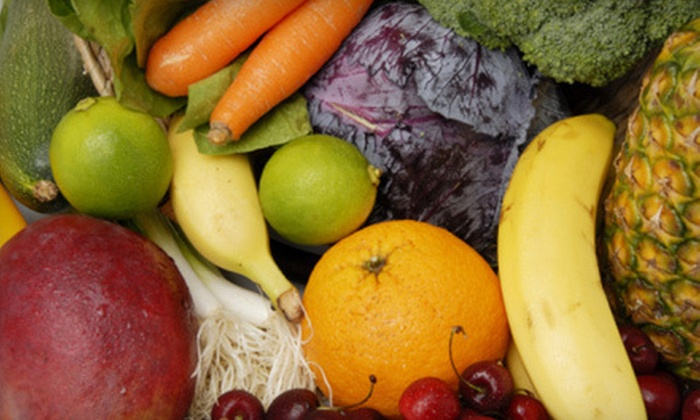 Coastal Pacific - Simi Valley: $5 for $10 Worth of Organic Produce at Coastal Pacific's Simi Valley Farmers' Market