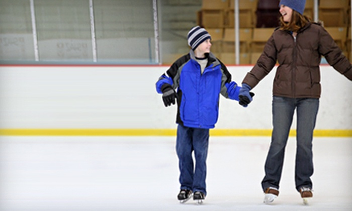 ProSkate NJ - Monmouth Junction: Skating Packages for Two, Four, or Six People or Two Stick-Time Passes at ProSkate NJ in Monmouth Junction