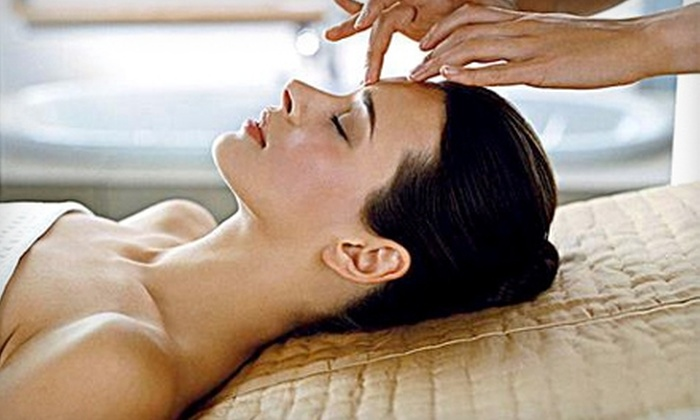 The Spa at the Village - Colleyville: $149 for Spa Skincare Package at The Spa at the Village in Colleyville ($340 Value)
