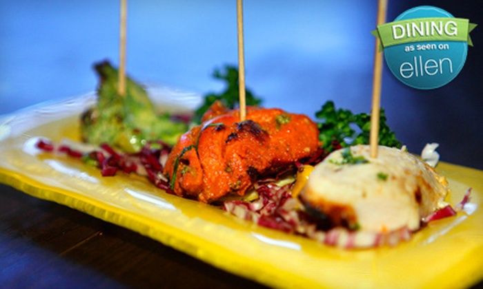 Masala Kitchen - Englishtown: Indian Fare for Two or Four at Masala Kitchen in North Englishtown (Up to 64% Off). Three Options Available.
